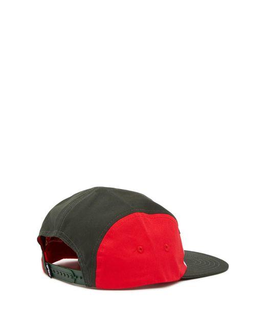 cc414de3bf6 ... Fila - Multicolor Heritage 5 Panel Camper Hat for Men - Lyst