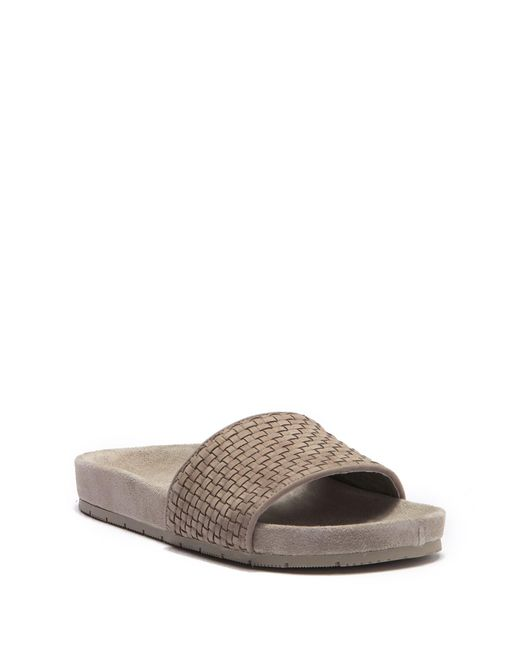 J/Slides - Brown Naomi Slide Sandal - Lyst
