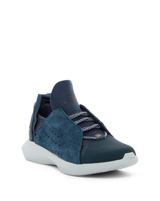 Brandblack | Blue Gambetto Sneaker for Men | Lyst
