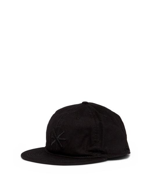 Saturdays NYC - Black Rich Slash Hat for Men - Lyst