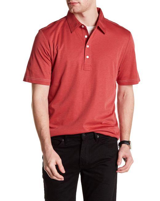 Travis Mathew | Multicolor Crenshaw Golf Polo Shirt for Men | Lyst