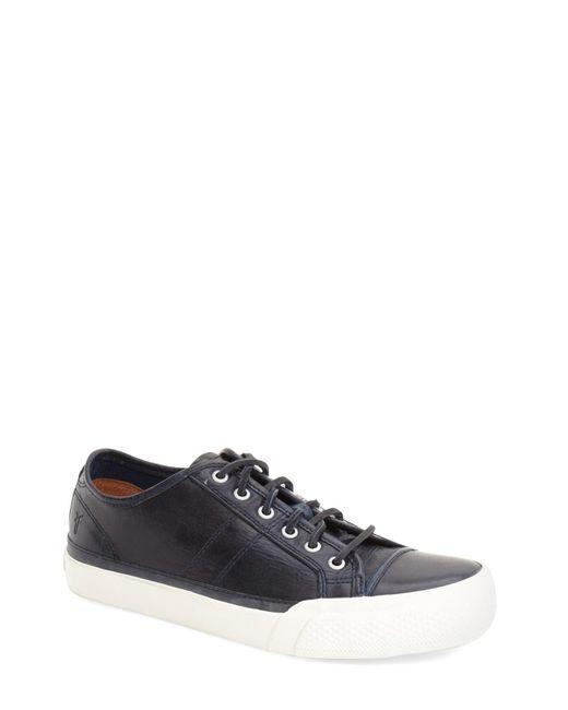Frye   Blue Greene Low Lace-up Sneaker for Men   Lyst