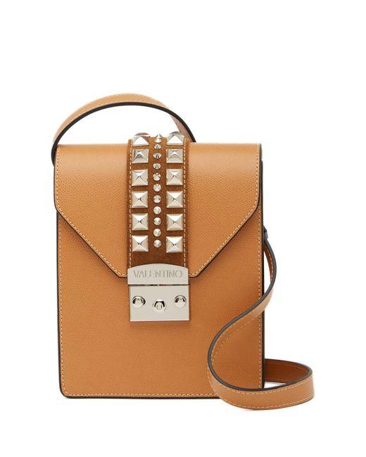 Valentino By Mario Valentino - Multicolor Bridgette Leather Crossbody Bag - Lyst