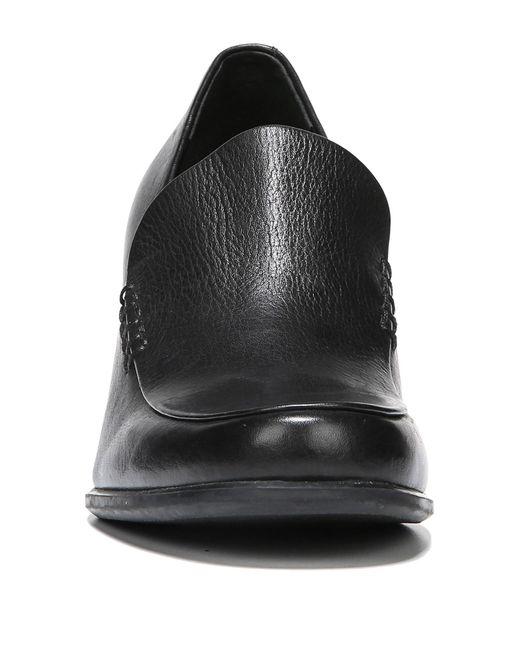 e9980ed461 ... Franco Sarto - Black Nolan Block Heel Loafer - Multiple Widths Available  - Lyst ...