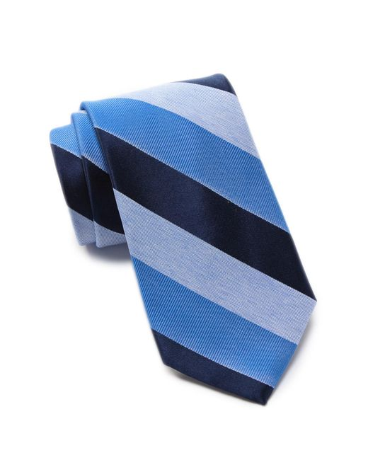 Nautica - Blue Brantley Stripe Tie for Men - Lyst