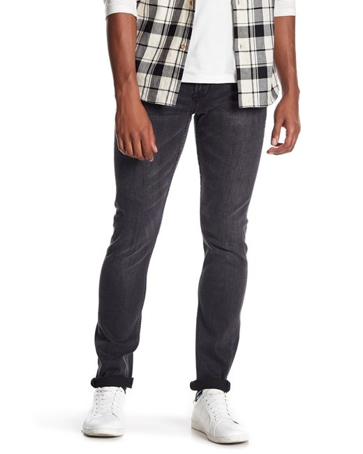 Hudson - Blue Sartor Slouchy Skinny Jeans for Men - Lyst