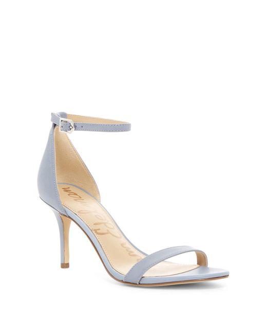 Sam Edelman - Multicolor Patti Ankle Strap Sandal - Lyst