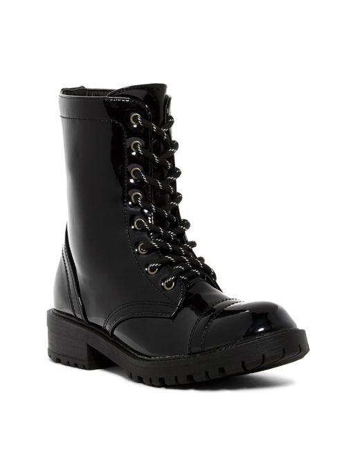 Madden Girl | Black Rex Boot | Lyst