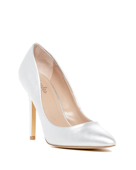 Charles David - Palma Metallic Pump - Lyst