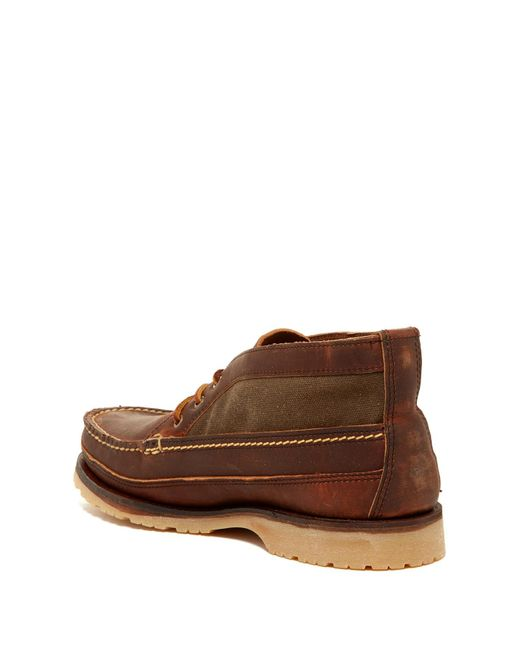 Red Wing Handsewn Moc Shoes