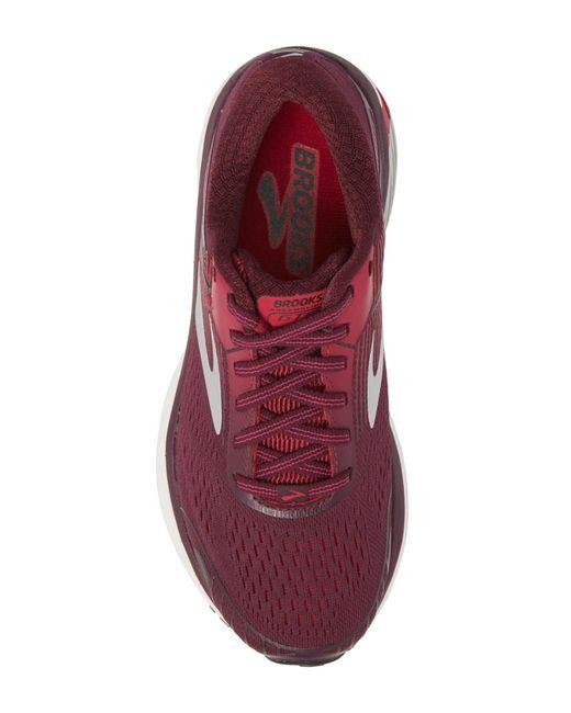 7c6214ebbb1 Lyst - Brooks Adrenaline Gts 18 Running Shoe in Purple - Save 20%