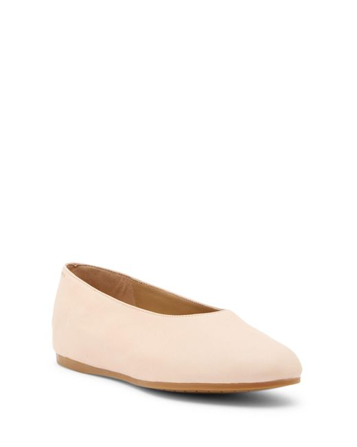 Eileen Fisher | Multicolor Nelie Washed Leather Flat | Lyst