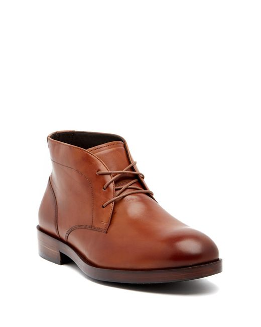 Cole Haan | Brown Harrison Grand Chukka - Wide Width for Men | Lyst
