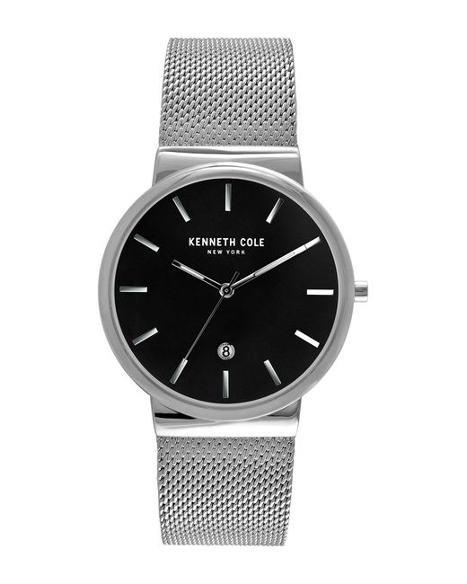 Kenneth Cole - Metallic Men's Classic Watch, 40mm for Men - Lyst