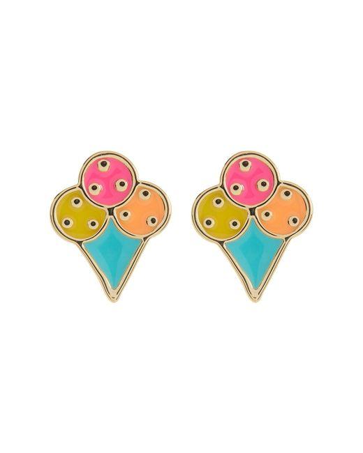 Ariella Collection | Multicolor Ice Cream Earrings | Lyst