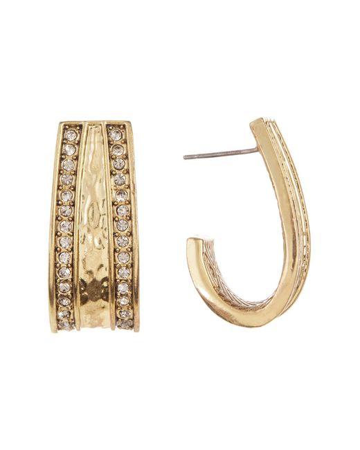 House of Harlow 1960 | Metallic Embellished Cuff Earrings | Lyst