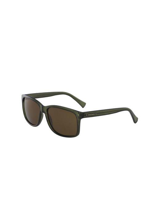 Cole Haan   Multicolor Men's Square Acetate Frame Sunglasses for Men   Lyst