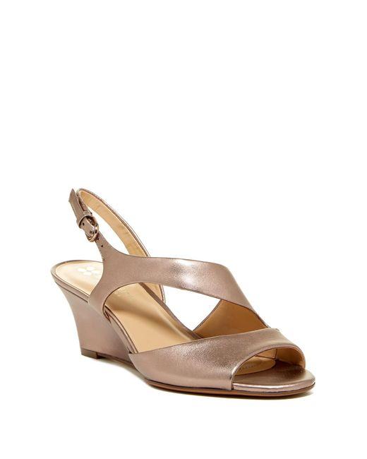 Naturalizer | Multicolor Tonya Wedge Sandal | Lyst