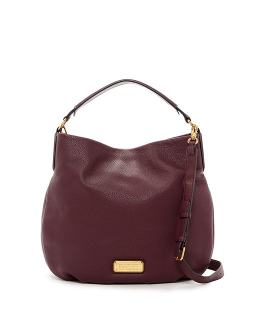 Marc Jacobs | Multicolor New Q Hillier Leather Hobo | Lyst