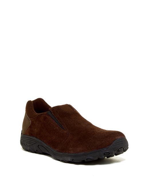 Merrell | Brown Novica Moc Slip-on Shoe (little Kid) for Men | Lyst