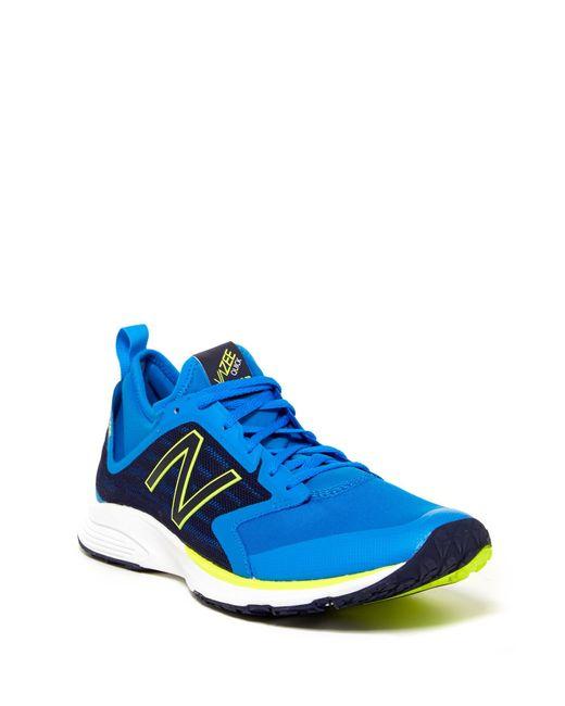 New Balance | Blue Mxqikv2 Vazee Running Shoe for Men | Lyst