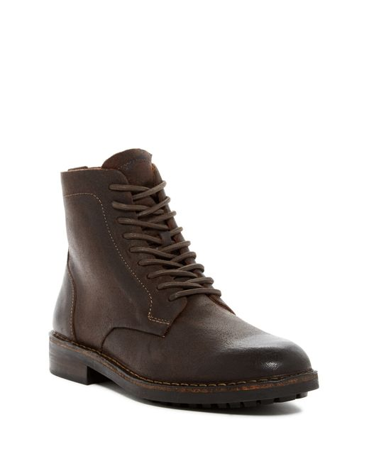 steve madden petyr boot in brown for lyst