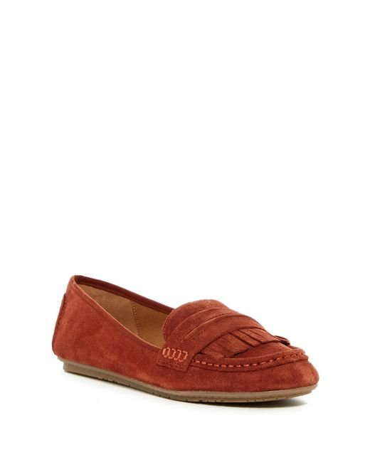 Kenneth Cole Reaction   Brown Bare-ing Loafer   Lyst