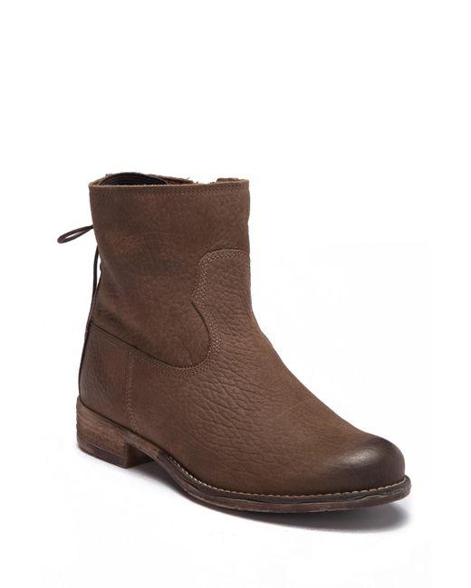 Josef Seibel - Brown Sienna 01 Leather Bootie - Lyst