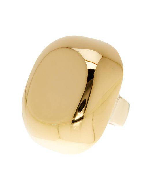 Botkier | Metallic Large Oval Cut Ring | Lyst
