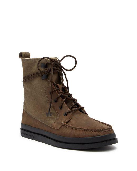 Sperry Top-Sider - Brown Authentic Original Nubuck Surplus Boot for Men - Lyst