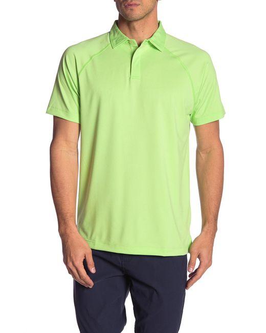 Peter Millar - Green Amsterdam Technical Shirt for Men - Lyst