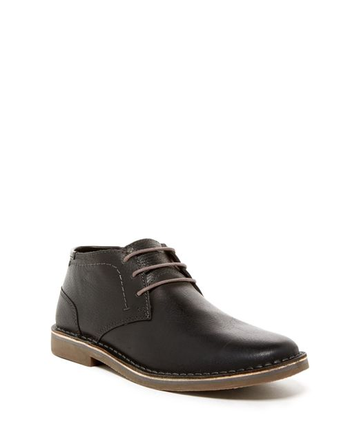 Kenneth Cole Reaction | Black Desert Wind Chukka Boot (men) for Men | Lyst