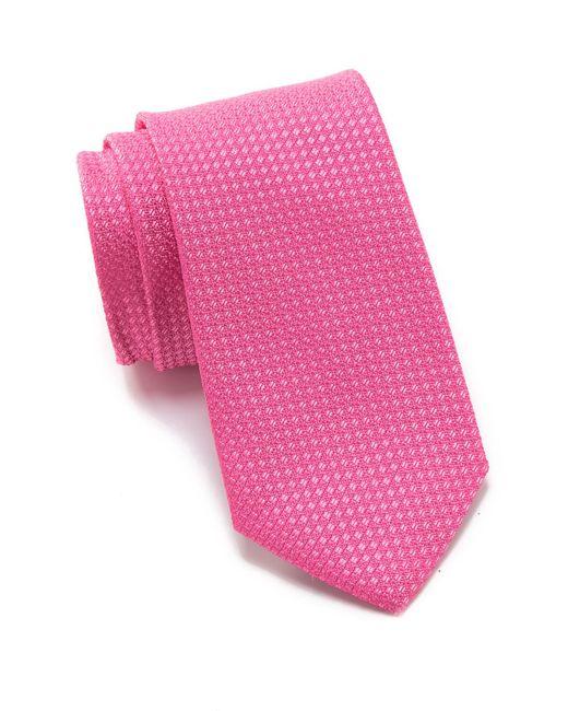 Nautica - Pink Knox Solid Tie for Men - Lyst