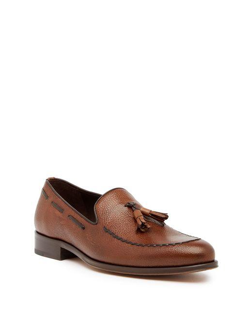 Mezlan - Brown Tassel Loafer for Men - Lyst