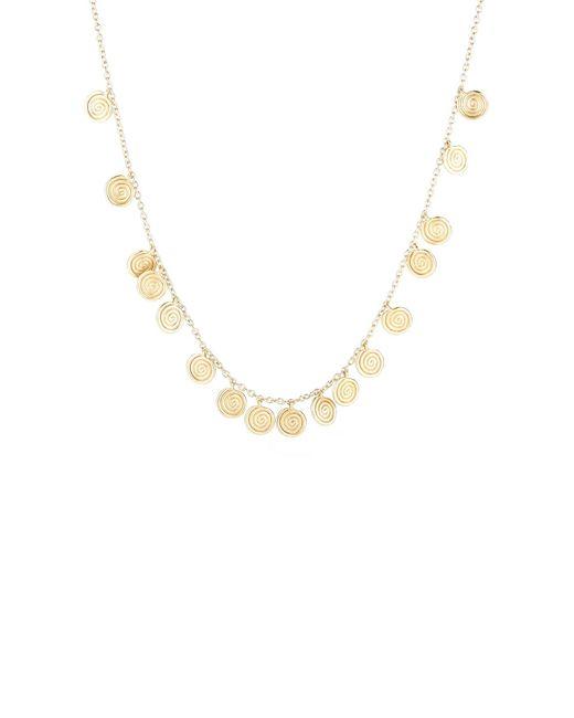 Elizabeth and James - Metallic Sullivan Reeves Charm Necklace - Lyst