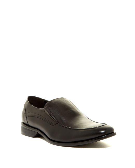 Kenneth Cole Reaction - Black Design Loafer for Men - Lyst