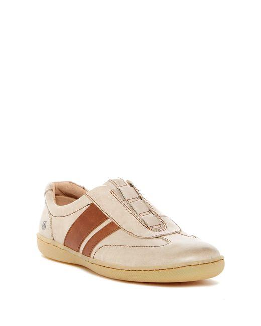 Born - Gray Maros Slip-on Sneaker for Men - Lyst
