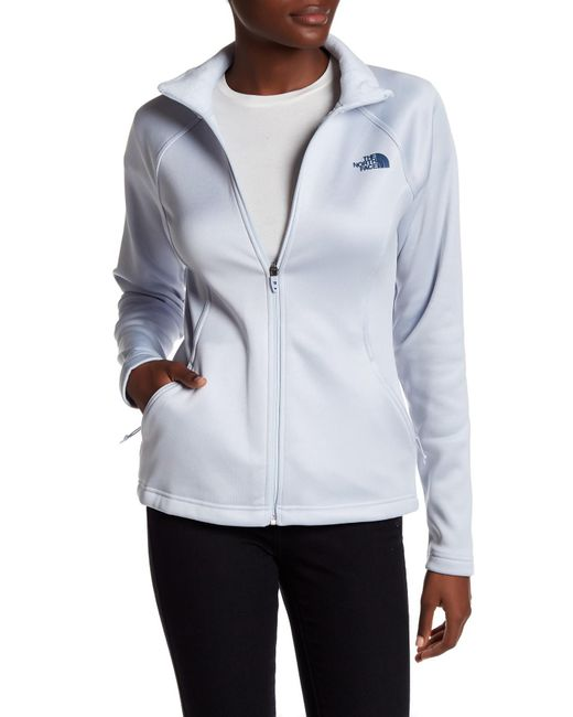The North Face | Multicolor Arctic Ice Agave Zip Jacket | Lyst