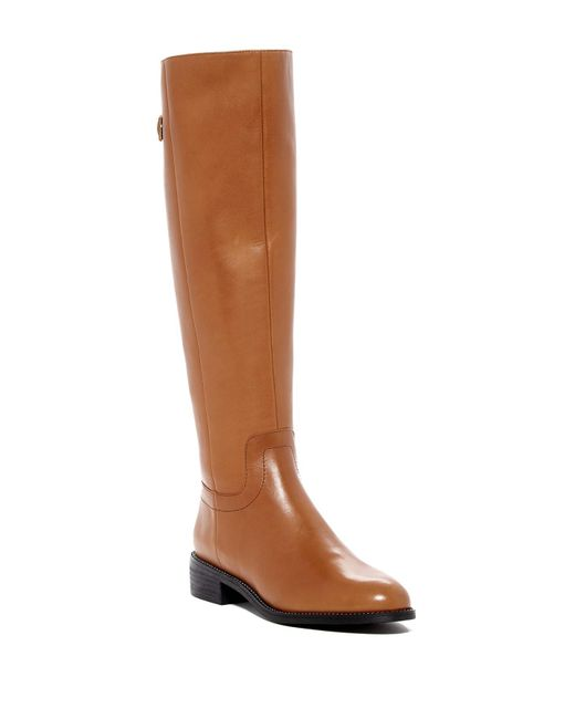 Franco Sarto - Brown Brindley Tall Boot - Wide Width Available for Men - Lyst