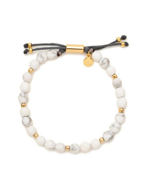 Gorjana - Metallic Power Gemstone Beaded Bracelet - Lyst