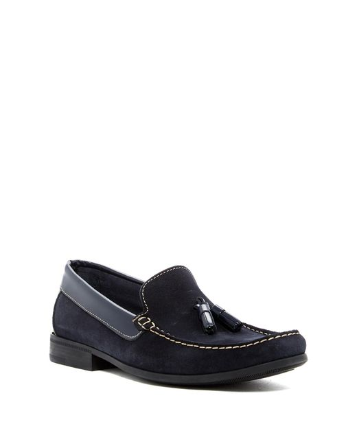 Sandro Moscoloni - Blue Valetta Tasseled Loafer - Wide Width Available for Men - Lyst
