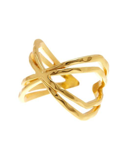 Gorjana - Metallic Skyler Cuff Ring - Size 7 - Lyst