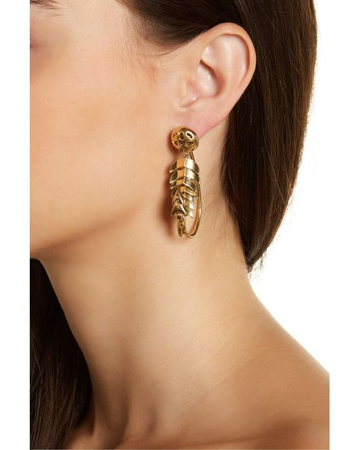 House of Harlow 1960 - Metallic Dorado Ear Wrap Set - Lyst