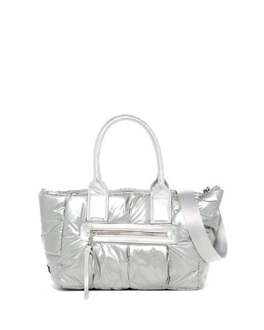 Steve Madden | Metallic Nala Puffer Tote Bag | Lyst