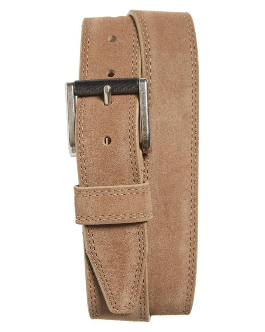 1901 - Multicolor Suede Belt for Men - Lyst