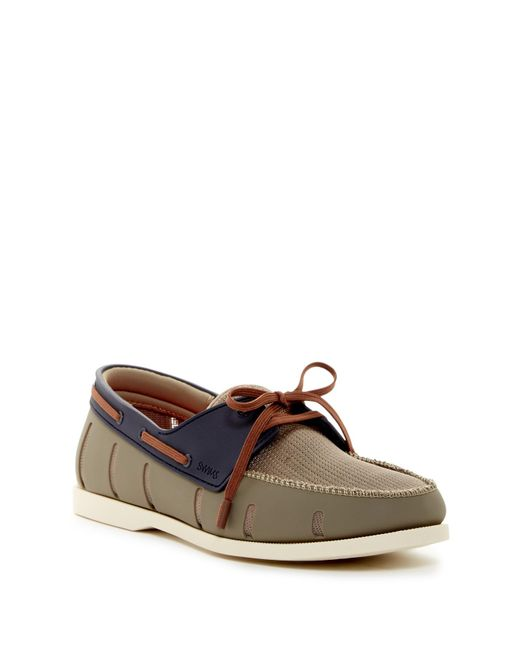 Swims | Blue Boat Loafer for Men | Lyst