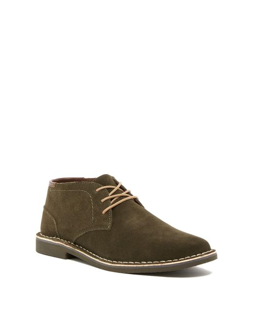 Kenneth Cole Reaction | Green Desert Wind Chukka Boot for Men | Lyst