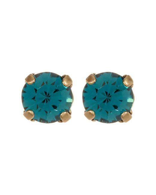Loren Hope | Multicolor Kaylee Crystal Stone Stud Earrings | Lyst