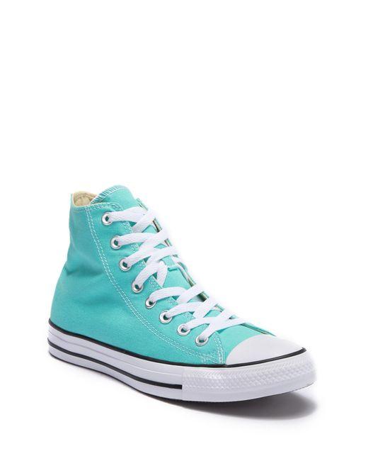 1b1b7d8364d4 Converse - Blue Chuck Taylor All Star High Top Sneaker (unisex) for Men ...