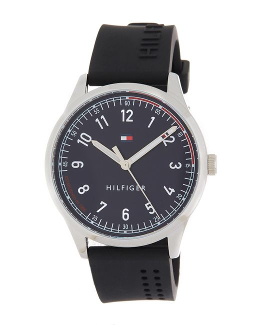 Tommy Hilfiger - Multicolor Men's Essentials Silicone Bracelet Watch for Men - Lyst